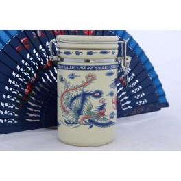 Borcan ceramic pentru bucatarie