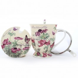 Cana pentru ceai Butterfly