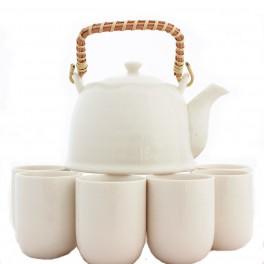 Set ceai 6 persoane Simple