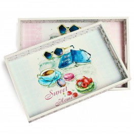 Set doua tavi Sweets