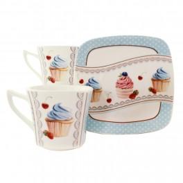 Set cesti Cupcakes Duo