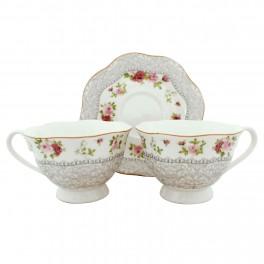 Set cesti English Tea, Gri