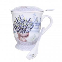 Cana pentru ceai Lavender