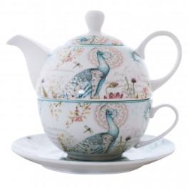 Ceainic Tea for One Peacock