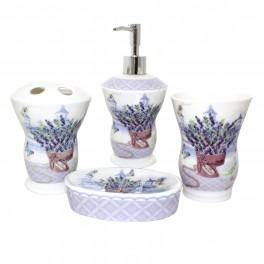 Set accesorii de baie Lavender