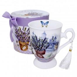 Cana de cafea Lavender
