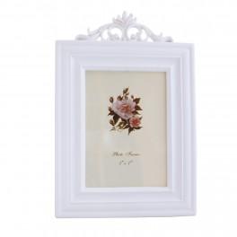 Rama foto Elegance, Alb,16 x 11 cm