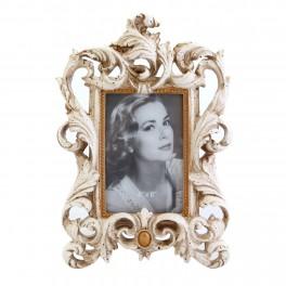 Rama foto Royalty, Crem,15 x 10 cm