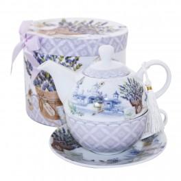 Ceainic Tea for One Lavender