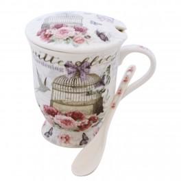 Cana pentru ceai Butterflies