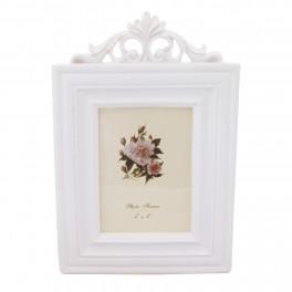 Rama foto Elegance, Alb,13 x 9 cm