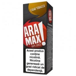 Lichid Tigara Electronica ARAMAX - Cigar Tobacco, 10ml