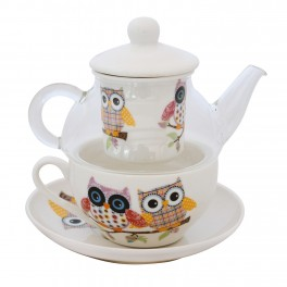 Ceainic Strip Tea Owls