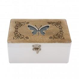 Caseta pentru ceai Butterfly