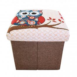 Scaun cutie Funny Owl
