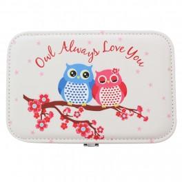 Caseta de bijuterii Owl Always