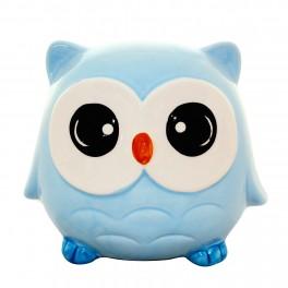 Pusculita Big Owl, Bleu
