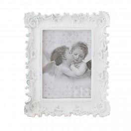 Rama foto Clasic, Alb, 16 x 11 cm