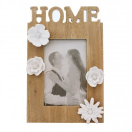 Rama foto lemn Home, 9 x 14 cm